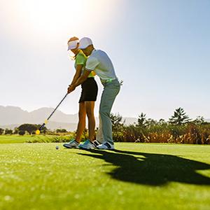 Golf Training Universal Grip