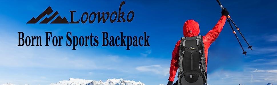 hydration hunting day hiking back packs osprey cvlife canvas 45l 60l trekking women backpacks