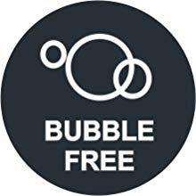 bubble free