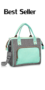 Lunch Bags Green