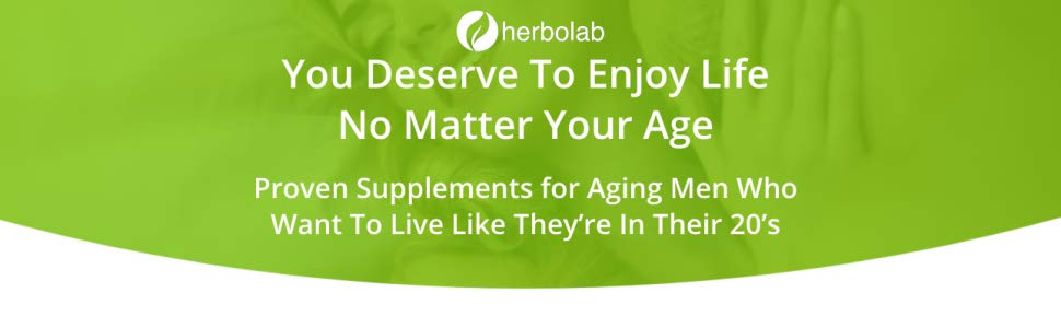 herbolab proven supplements for aging men