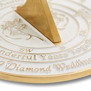 diamond anniversary gift