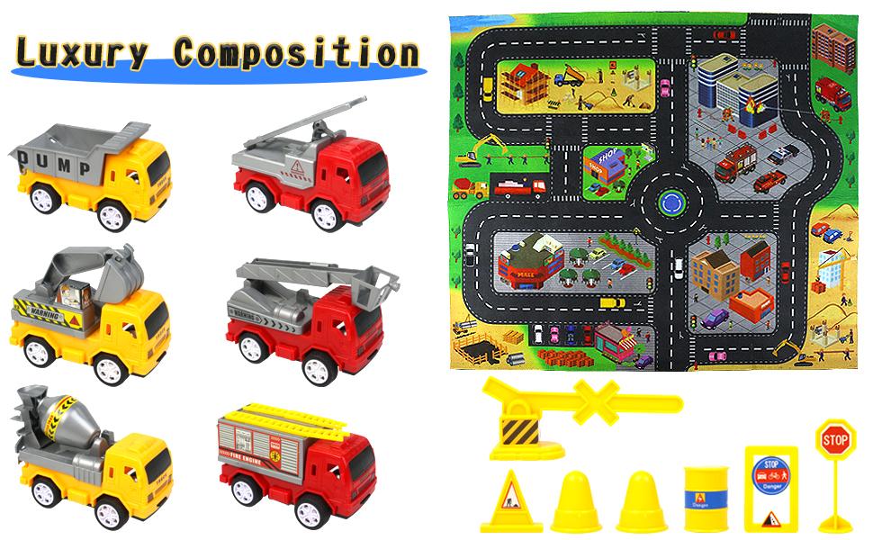 Truck Set01