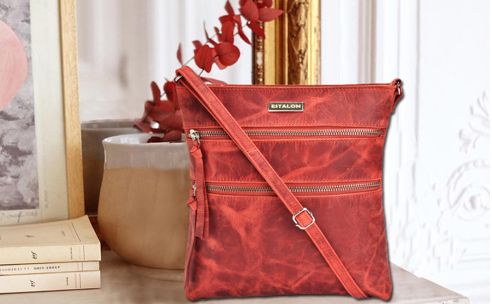 Alan JacksonStylish and Comfortable Casual Shoulder Crossbody Bag with Large Capacity