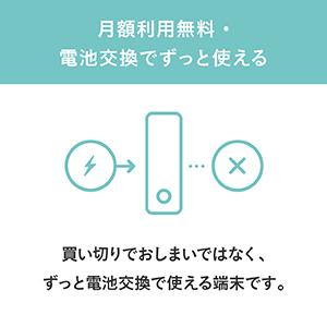 電池交換モデル