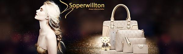 soperwillton women handbag