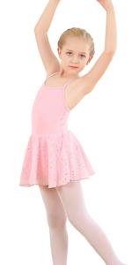 ballet dress with tutu