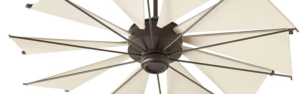 Quorum International Mykonos 52 Ceiling Fan Oiled Bronze 65210 86 Amazon Com