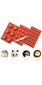 Easma Silicone Mould Chocolate Bar Sweet Moulds