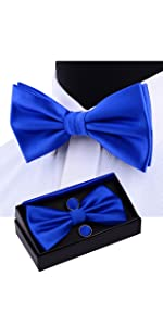 Solid Bow Tie