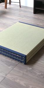 置き畳 琉球畳 畳マット ユニット畳 縁つき い草製