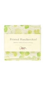 Nawrap Printed Handkerchief, Clover