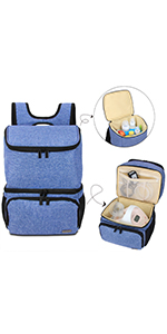 Teamoy Breast Pump Bag Backpack