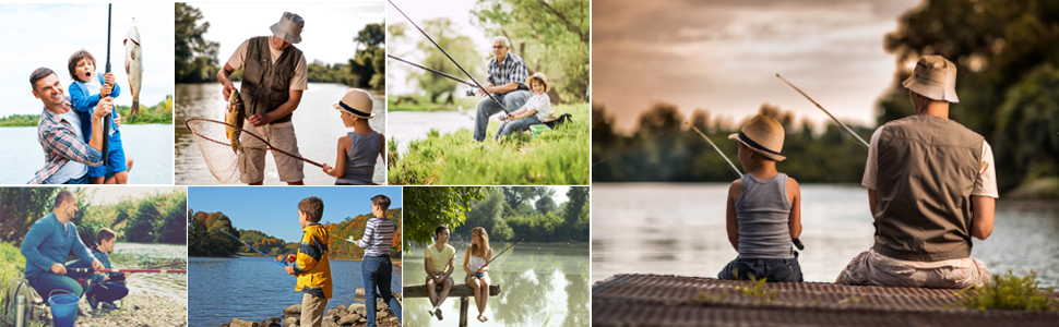 fly fishing rod and reel combo saltwater fishing gear fishing lure sets fishing sets for kids