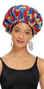 Satin bonnet