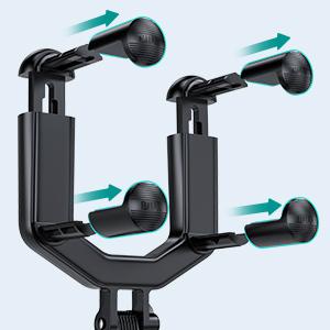 magnet phone holder for car