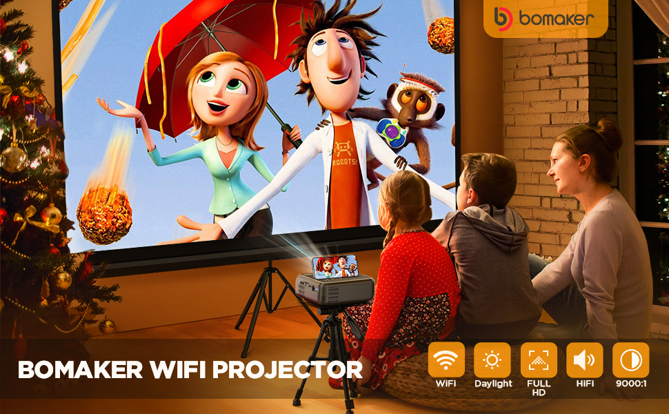 wireless projector top banner