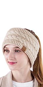 Winter Wool Headband