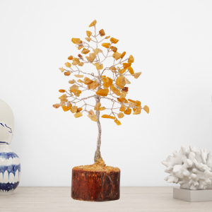 yellow aventurine tree luck items buddha room decor energy healing crystals positive energy gifts