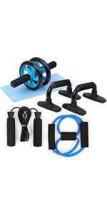 Fitness set 5-in-1