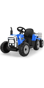 Tractor Eléctrico