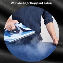 wrinkle resistant table runner