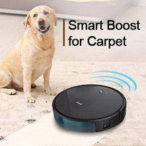 inse robot vacuum cleaner