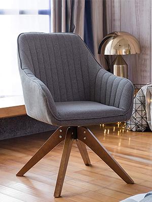modern swivel accent chair