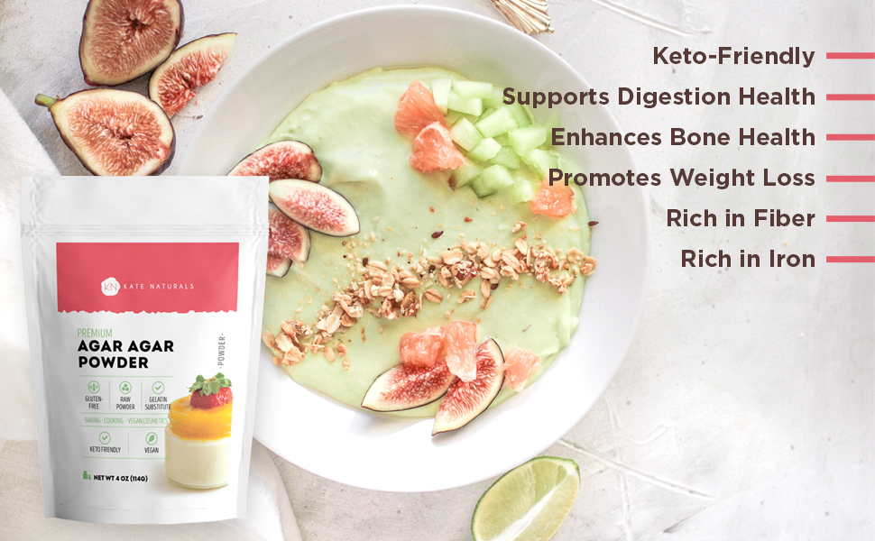 Keto Friendly health benefits digestion bone weight loss fiber