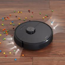 strong suction robot vacuum
