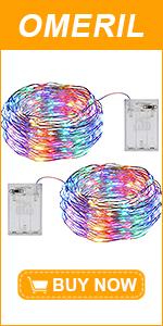 Guirnaldas Luces Multicolores