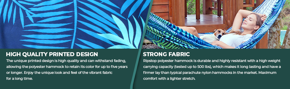 High Quality printed design, Strong Fabric.
