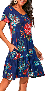 Casual Dresses for Women Loose Fit Comfy