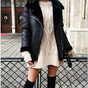 Dream pairs thigh high over the knee flat low heel boots for women