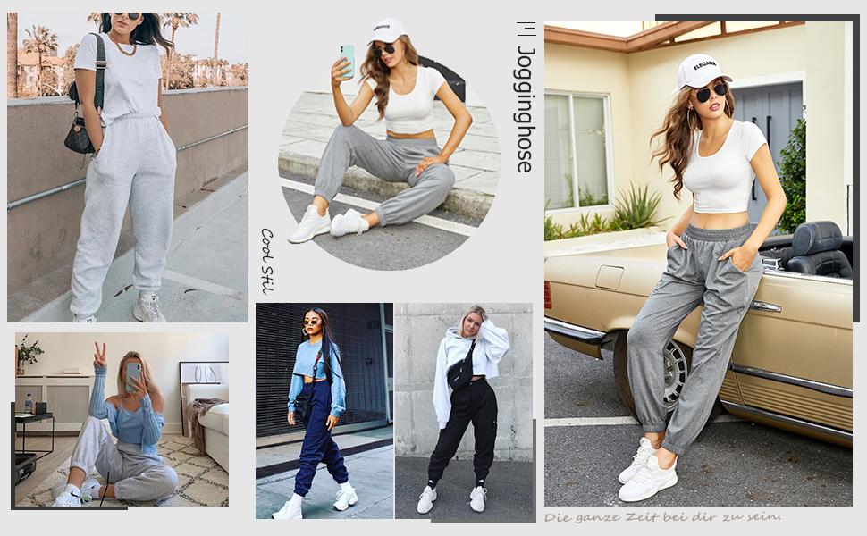 Matching your sweatshirt ,jacket, cute tank top,sneakers!