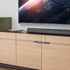 sound bar tv connectivity