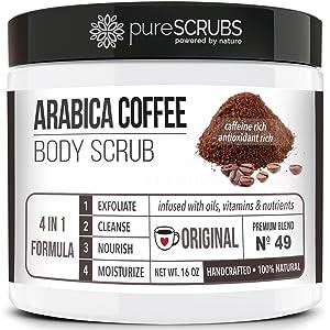 Arabica Coffee Body Scrub [ORIGINAL BLEND]