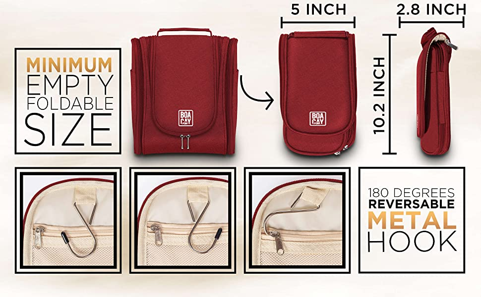 toiletry bag travel hanging for women bags toiletries case hygiene kit traveling cosmetic makeup men