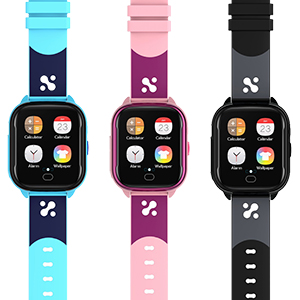 3 colors watch
