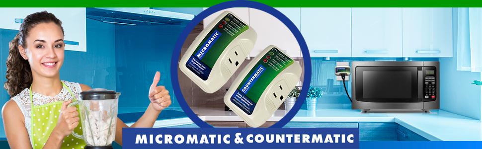 Protector de sobretensiones lavamáticas micromáticas para electrodomésticos, protector de tensión de microondas