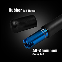 Rubber Tail Sleeve