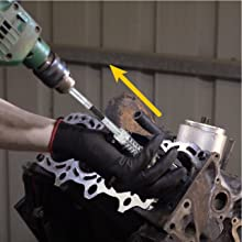 piston honer piston honing tool brake caliper tool motorcycle cylinder hone - EWKtool - EB0270-10