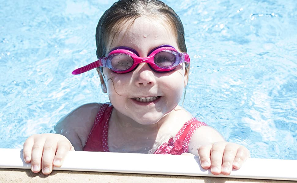 Fun in the swimming pool with your kids is what pool ownership is all about