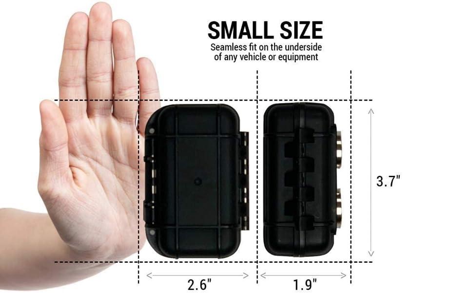 case dimensions small