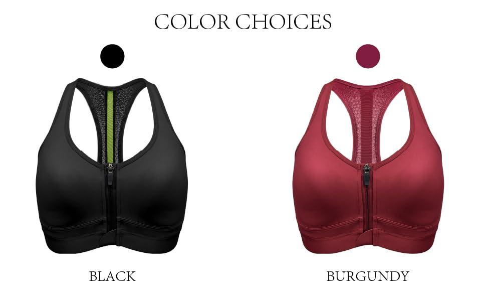 available color choices black  burgundy