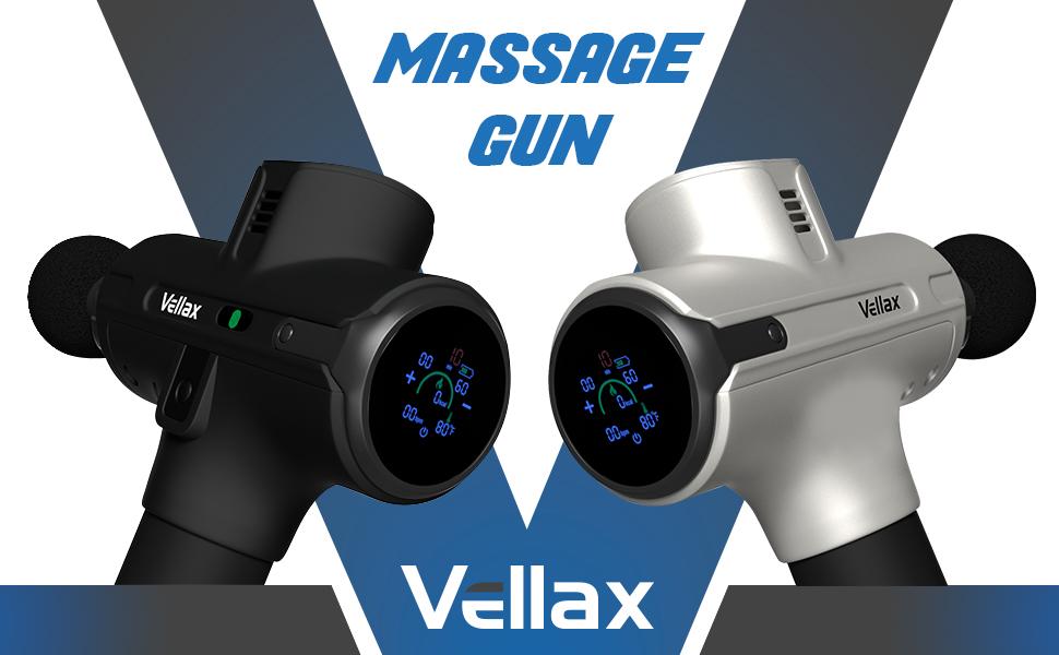 massage gun percussion back neck full body