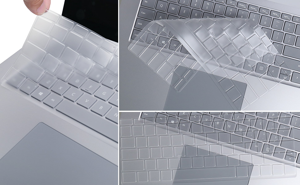 Keyboard Cover for Microsoft Surface Laptop 3