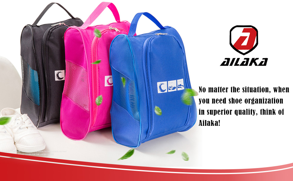 Women & Men shoe bags convenient for your life and travel