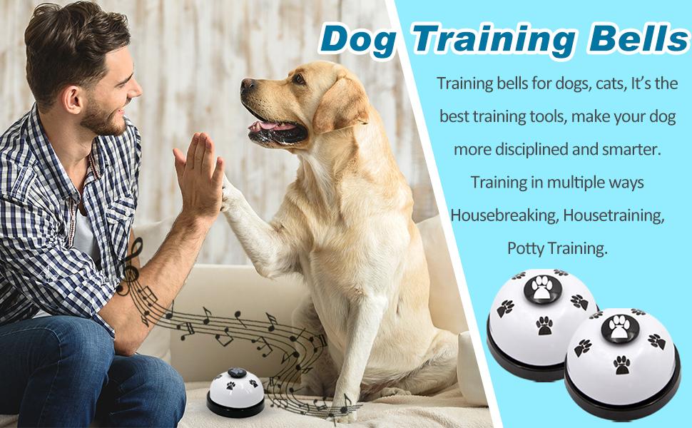 Dog traning bells