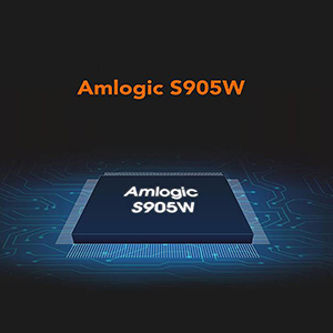 Amlogic S905W CPU